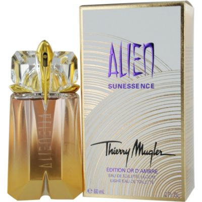 305-463 - Thierry Mugler Women's Alien Sunessence D'Ambre Light Eau De Toilette Spray – 2.0 oz