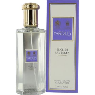 305-481 - Yardley Women's English Lavender Eau Toilette Spray - 4.2 oz