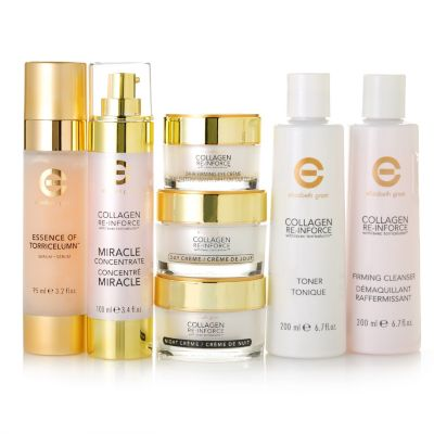 "305-506 - Elizabeth Grant Seven-Piece ""Best Collagen"" Collection"