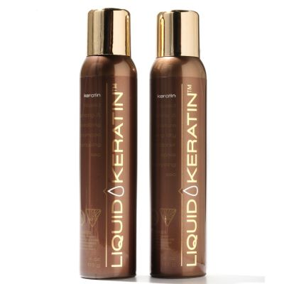305-512 - Liquid Keratin™ Dry Shampoo & Dry Conditioner Duo 4oz Each