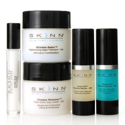 "305-630 - Skinn Cosmetics Five-Piece ""Lift a Little"" Kit"