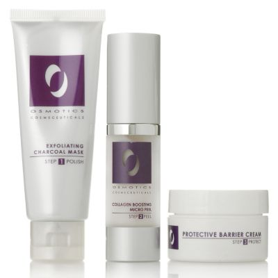 305-661 - Osmotics Cosmeceuticals Three-Piece Micro Peel Skin Resurfacing System