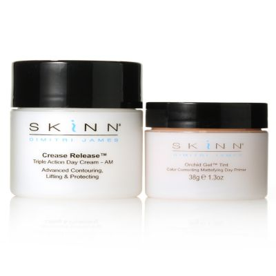 305-693 - Skinn Cosmetics Crease Release Day Cream & Orchid Gel Tint Duo
