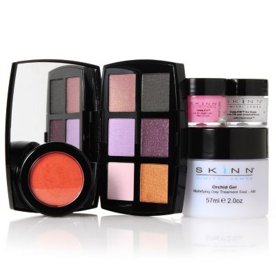 "305-699 - Skinn Cosmetics Five-Piece ""Prime Time"" Color Collection"
