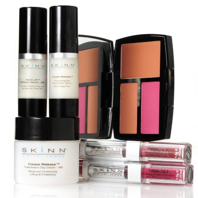 305-700 - Skinn Cosmetics Six-Piece Crease Release Affair Collection