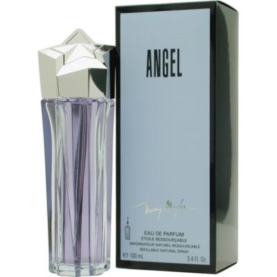 305-853 - Thierry Mugler Women's Angel Refillable Eau de Parfum Spray - 3.4 oz.