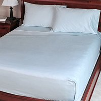 NORTH SHORE LINENS 1000TC EGYPTIAN COTTON SATEEN 4PC SHEET SET