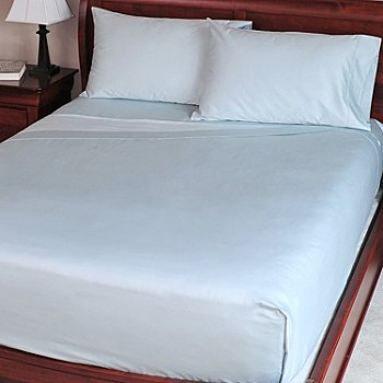 401-560 - North Shore Linens[ 1000TC Egyptian Cotton Sateen Four-Piece Sheet Set