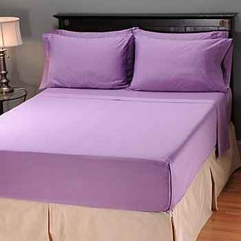 401-767 - North Shore Linens[ 600TC Egyptian Cotton ''Spring Bouquet'' 6-Piece Sheet Set