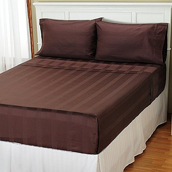 401-779 - North Shore Linens™ 500TC Egyptian Cotton Four-Piece Sheet Set