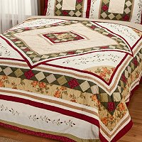 """Woodbury"" Limited Edition Quilt - Full / Queen"
