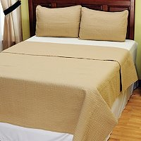 "Cozelle ""Pebble"" 3pc Coverlet Set"