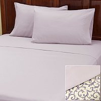 "Cozelle ""Savannah"" Microfiber 2pk 4pc Sheet Sets"