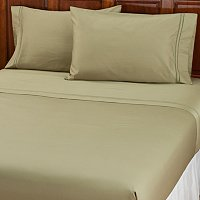 North Shore Linens 700tc Egyptian Cotton Sateen 4pc Sheet Set