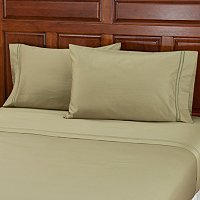 North Shore Linens 700tc Egyptian Cotton Sateen Pillow Case Pair
