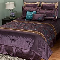 Iridescence 8pc Comforter Set