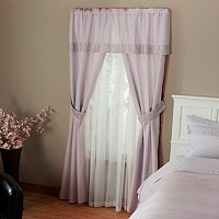 Cozelle Macrame 5pc Window Set