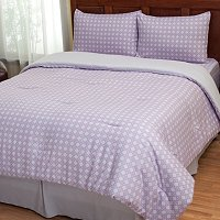 "Cozelle ""Lauren"" 4pc Comforter Set"