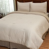 "Cozelle ""Laura"" 4pc Comforter Set"