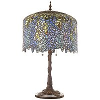 GRAND WISTERIA TABLE LAMP