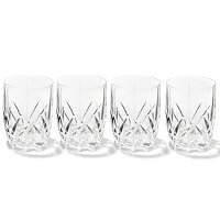 MARQUIS BY WATERFORD BROOKSIDE DRINKWARE SET OF FOUR