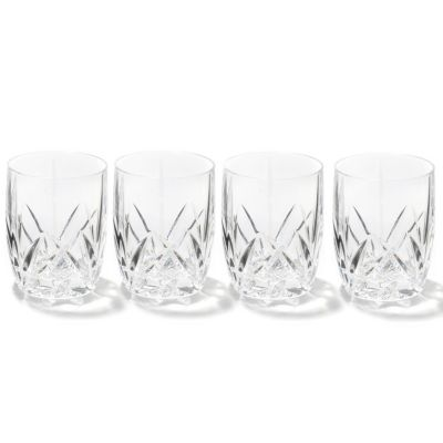405-548 - Marquis® by Waterford® Brookside Set of Four Crystalline Glasses