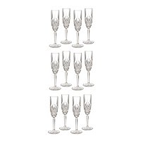 MARQUIS BY WATERFORD BROOKSIDE DRINKWARE SET OF TWELVE