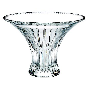 405-793 - Waterford® Crystal Carina Essence 8'' Bouquet Bowl - Signed by Jorge Perez