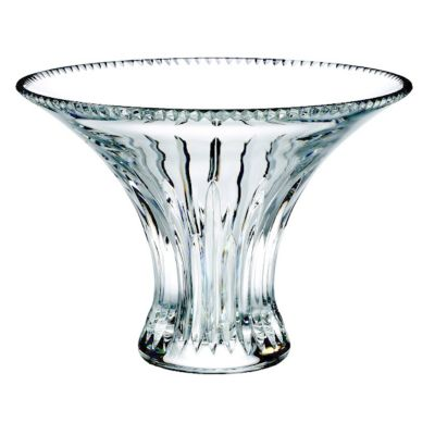 "405-793 - Waterford® Crystal Carina Essence 8"" Bouquet Bowl - Signed by Jorge Pérez"