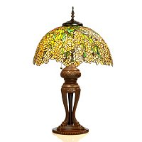Tiffany Inspired Laburnum Table Lamp