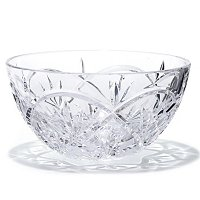 "Waterford Crystal 8"" Bowl"