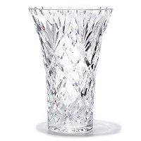 "Waterford Crystal 8"" Vase"