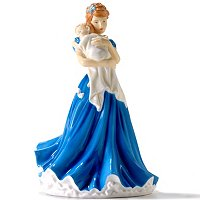 Royal Doulton 2011 A Mother's Love Figurine