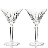 Waterford Crystal Lismore Cocktail Pair