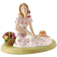 Royal Doulton Old Country Rose 2012 Figurine of the Year