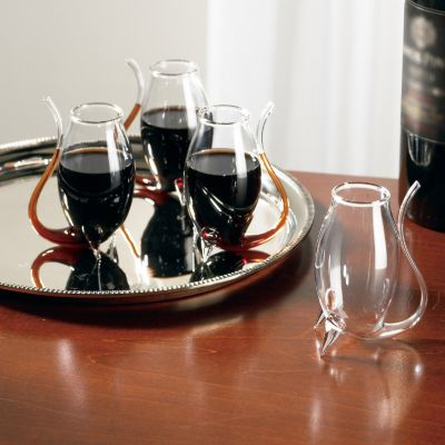 407-540 - Wine Enthusiast Port Sippers (Set of 4)