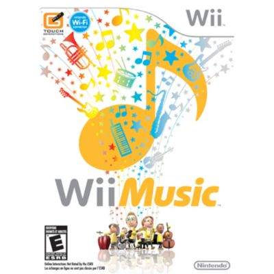 409-184 - Wii Music for Nintendo Wii