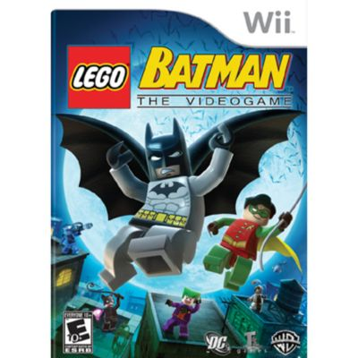 409-358 - Lego Batman Nintendo Wii Game