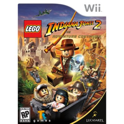 409-367 - LEGO INDIANA JONES 2: ADVENTURE CONTINUE