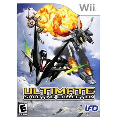 409-375 - Ultimate Shooting Collection Nintendo Wii Game