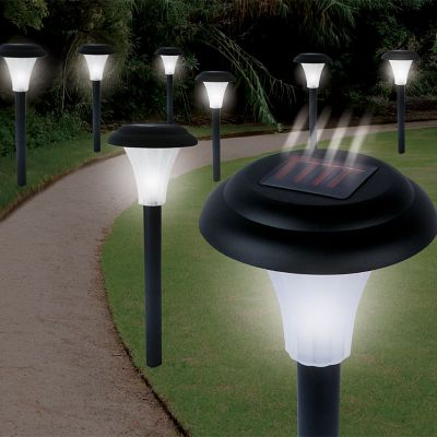 410-714 - Bright Solar Cordless Accent Light Set