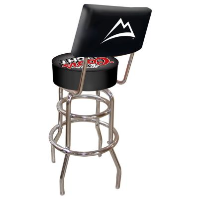 410-731 - Coors Light Bar Stool w/ Backrest