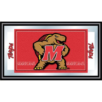 410-882 - Maryland University Officially Licensed NCAA® Framed Mirror