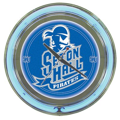 410-904 - Seton Hall University Officially Licensed NCAA® Neon Clock