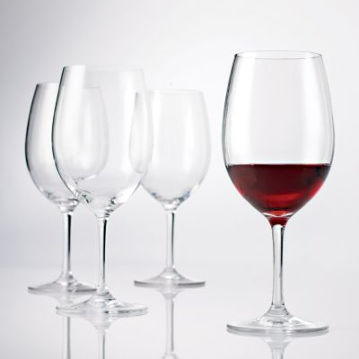 412-668 - Wine Enthusiast PolyCarb Cabernet Wine Glasses (Set of 4)