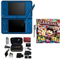 NINTENDO DS: DSI XL MIDNIGHT BLUE CARNIV
