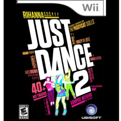 415-515 - Just Dance 2 Nintendo Wii Game