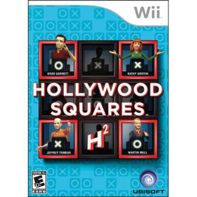 415-516 - Hollywood Squares Nintendo Wii Game