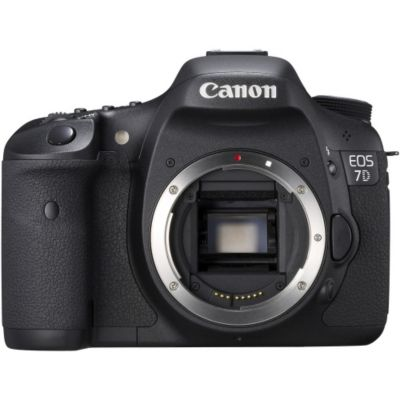 416-028 - Canon EOS 7D 18MP Digital SLR Camera