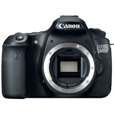416-034 - EOS 60D DIGITAL SLR CAMERA - BODY ONLY